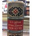 Efterlamnade skrifter. 2 tomi in unico volume
