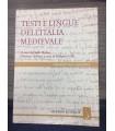 Testi e lingue dell'Italia Medievale