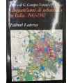 Cinquant'anni di urbanistica in Italia. 1942-1992